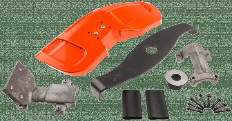 Schreddermes kit