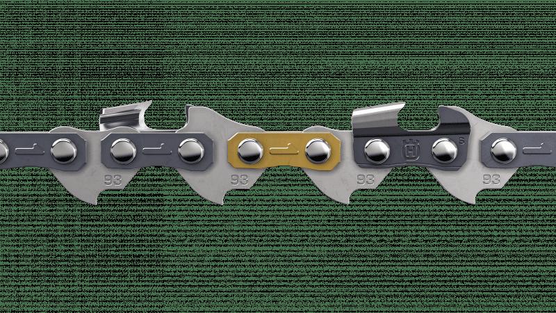 """Chain X-CUT S93G Semi chisel 3/8"""" mini 1.3mm"""