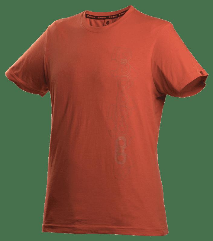 Xplorer T-shirt sleeve unisex x-cut chain